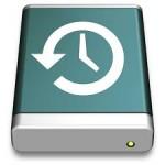 MacのTimeMachineのHDD