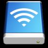 MacのAirDriveのアイコン