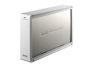 IOデータUSB外付けハードディスクHDC-Uシリーズ